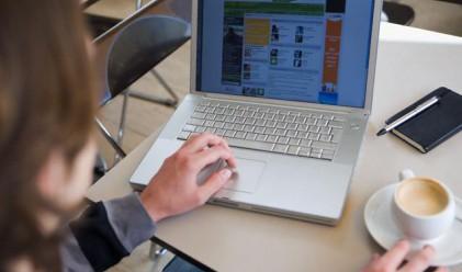 Онлайн рекламата изпреварва печатната реклама до 2013 г.