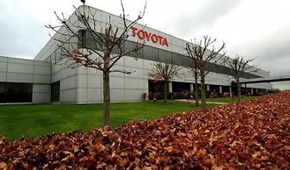 Toyota спира производството си в 5 завода в Европа