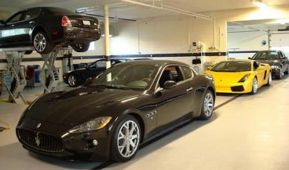 Maserati с първи шоурум в Индия