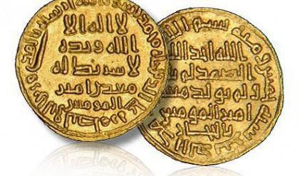 Златен динар продаден за 3.1 млн. паунда