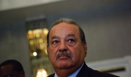 Телекомът на Карлос Слим глобен с 1 млрд. долара