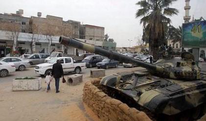 Краят на войната в Либия изглежда все по-далечен