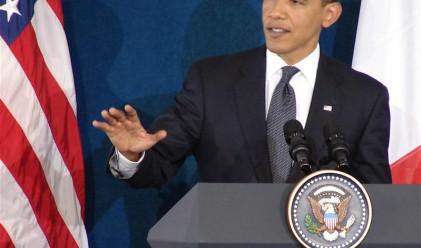 Обама вини спекуланти за високите цени на петрола
