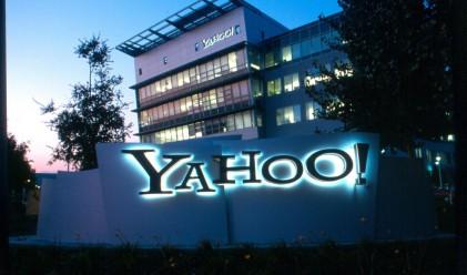 Печалбата на Yahoo! се сви с 28% през Q1
