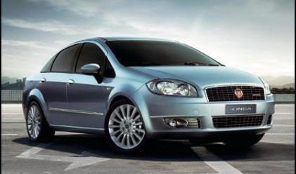 Fiat утрои печалбите си за първото тримесечие