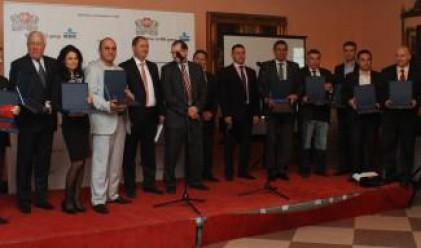 Годишните награди на ДЗИ за застрахователни брокери