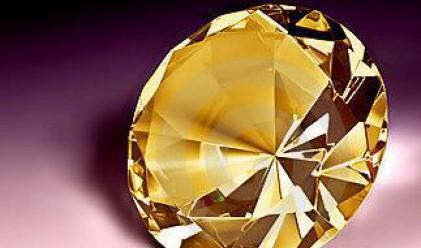 Откриха уникален жълт диамант в Русия