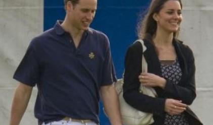 Хората залагат дали Кейт ще зареже Уилям пред олтара