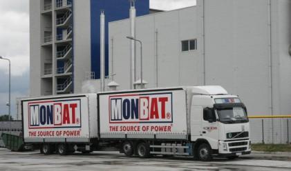 Ръст от 7% на продажбите на Монбат/Монбат Р. през март