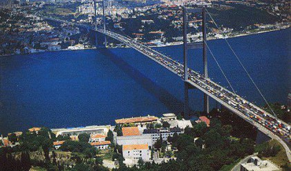 Турция строи канал за заобикаляне на Босфора
