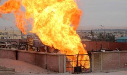 Взривиха египетския газопровод за Израел и Йордания