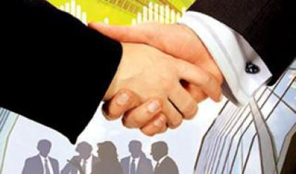Оптимизъм в промишлеността и сектора на услугите