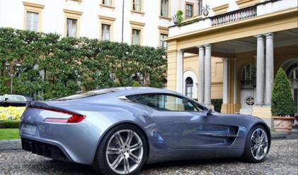 Каква кола кара богатият европеец?