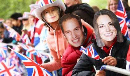 Кой ще плати кралската сватба на Уилям и Кейт?