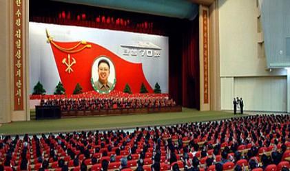 Северна Корея ще изхарчи близо 3 млрд. долара в чест на Ким Ир-сен