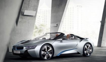 BMW представи третия концептуален модел от хибридната серия i8