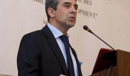 Плевнелиев: През 2012 г. очакваме нисък икономически растеж