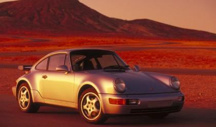 Почина създателят на легендарния автомобил Porsche 911
