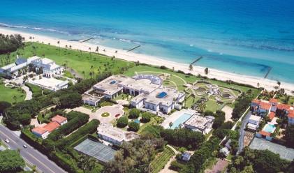 10-те най-големи къщи в САЩ
