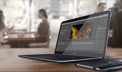 Най-новият ултрабук Dell XPS 13 в Multirama