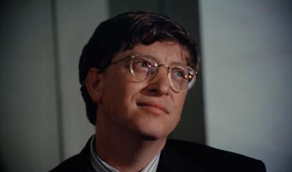 Водата от тоалетната става питейна благодарение на Бил Гейтс