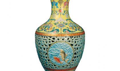 Колекционери плащат милиони долари за китайски вази