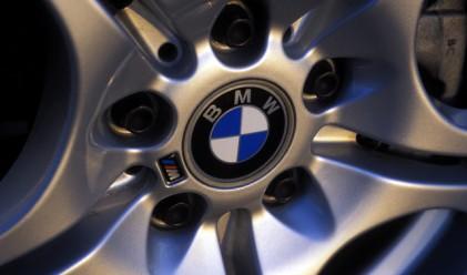 BMW отчете рекордни продажби за първото тримесечие