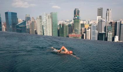 Най-невероятният басейн в света (снимки)
