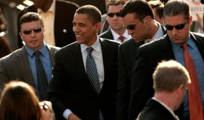 Замесиха охраната на Обама в скандал с проститутки