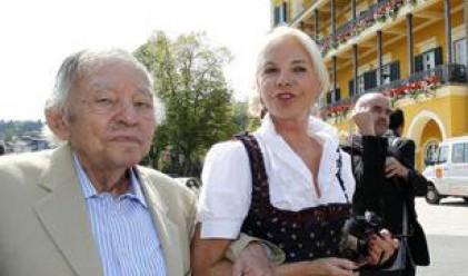 94-годишен милиардер ще се жени за 5-и път