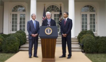 Британски лорд предложи награда за залавянето на Буш и Обама