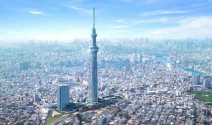 Втората най-висока сграда в света