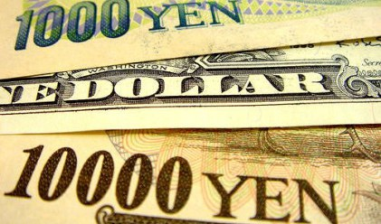 Еврото и йената надолу