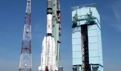 Индия изстреля балистична ракета с голям обсег