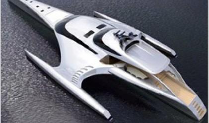 Яхта за 14.5 млн. долара се управлява с iPad