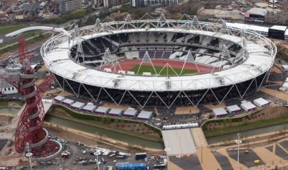 Лондон: По-малко от 100 дни до Олимпийските игри