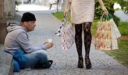 По време на икономическа криза жените си падат по по-бедни мъже