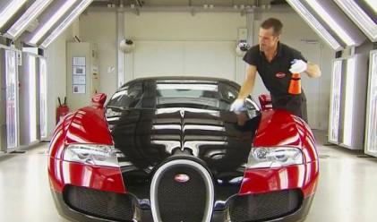 Вижте как правят най-бързата кола в света