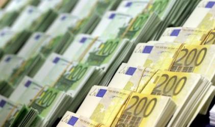Еврото с двуседмичен максимум спрямо долара