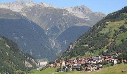 Швейцарско село предпочете да пази златото си под земята