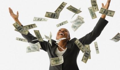 Жена спечели от лотарията два пъти в един ден