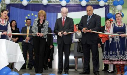 Херман ван Ромпой е оптимист за приемането на България в Шенген
