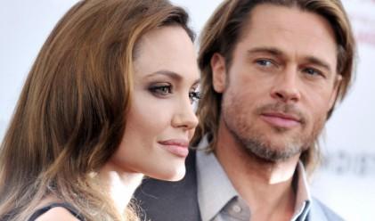 Вижте кога Брад и Анджелина ще сключат брак