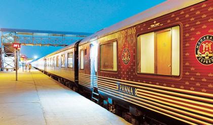 Maharajas' Express – луксозният пътуващ дворец
