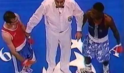 Човекът, който за последно победи Флойд Мейуедър