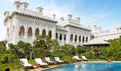 Най-красивите хотели в Индия