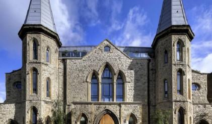 10 църкви, превърнати в луксозни къщи