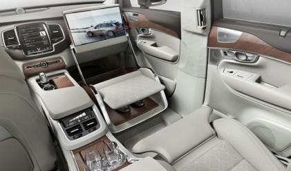 Volvo премахва предната седалка до водача