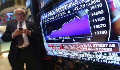 Dow с най-голямото си възстановяване от 1933 г. насам