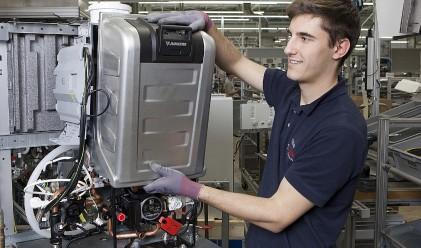 Бош Термотехника отбеляза ръст от 7% за 2015 г.